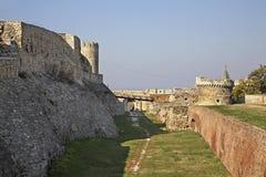 Kalemegdan Festung in Belgrad serbien lizenzfreies stockfoto