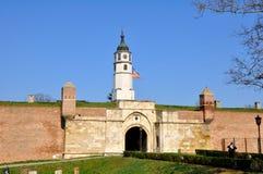 Kalemegdan Fortess, Belgrade Royaltyfri Foto