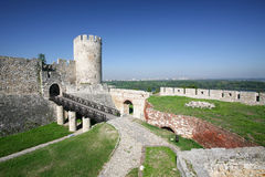 Kalemegdan fortress Royalty Free Stock Photography