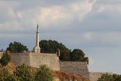 Kalemegdan fortress Royalty Free Stock Photo