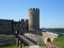 Kalemegdan fortress Stock Photo