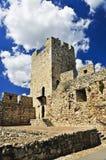 Kalemegdan fortress in Belgrade. Walls and towers of Kalemegdan fortress in Belgrade Serbia Royalty Free Stock Photography
