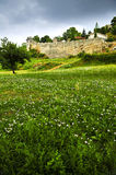 Kalemegdan fortress in Belgrade Stock Images
