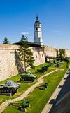 Kalemegdan Fortress, Belgrade Stock Photo