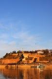 Kalemegdan fortress in Belgrade Royalty Free Stock Photos