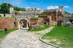 Kalemegdan Fortress, Belgrade Royalty Free Stock Image