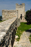 Kalemegdan Fortress, Belgrade Stock Image
