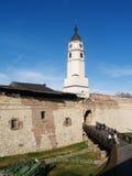 Kalemegdan Fortress Belgrade. Serbia against blue sky Royalty Free Stock Image