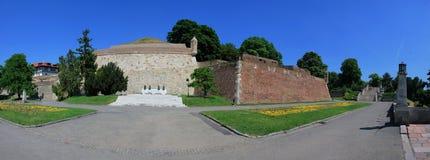 Kalemegdan fortress in Belgrade Royalty Free Stock Image