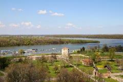 Kalemegdan fortress in Belgrade Royalty Free Stock Photo
