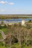 Kalemegdan fortress in Belgrade Stock Images