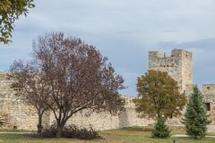 Kalemegdan fortress in Belgrade. Serbia Royalty Free Stock Images