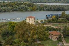 Kalemegdan fortress in Belgrade. Serbia Royalty Free Stock Image
