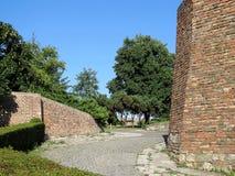 Kalemegdan fortress in Belgrade, Serbia royalty free stock photos