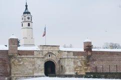 Kalemegdan Fortress In Belgrade, Serbia Royalty Free Stock Image