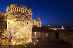 Kalemegdan Fortress Belgrade, Serbia Stock Photos