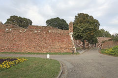 Kalemegdan fortress, Belgrade, Serbia Stock Images