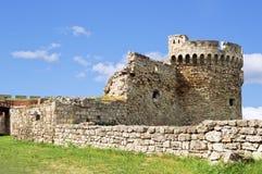 Kalemegdan fortress in Belgrade, Serbia. Architecture details of Kalemegdan fortress in Belgrade Royalty Free Stock Image