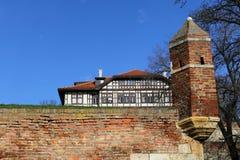 Kalemegdan fortress in Belgrade,Serbia Stock Photo
