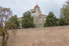 Kalemegdan fortress in Belgrade. Serbia Stock Images