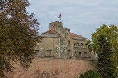 Kalemegdan fortress in Belgrade. Serbia Stock Photos