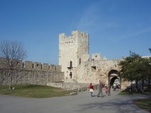 Kalemegdan fortress Stock Photography