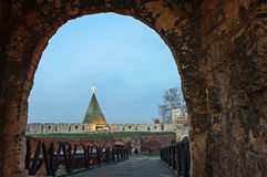 Kalemegdan fortress in Belgrade Serbia Royalty Free Stock Image