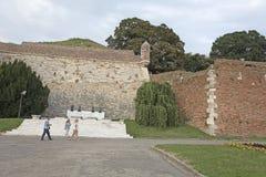 Kalemegdan fortress, Belgrade, Serbia Royalty Free Stock Images