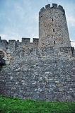 Kalemegdan fortress in Belgrade, Serbia Stock Photography