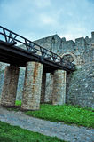 Kalemegdan fortress in Belgrade, Serbia Royalty Free Stock Photography
