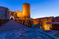 Kalemegdan fortress Beograd - Serbia Stock Image