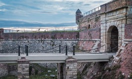 Kalemegdan fortress. Enterance, Belgrade, Serbia Stock Photo