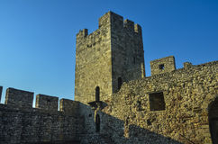 KALEMEGDAN FORTRESS TOWER Stock Images