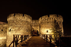 Free Kalemegdan Fortress Tower With Bridge Stock Images - 23458814