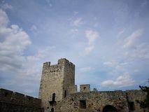 Kalemegdan Fortress stock image