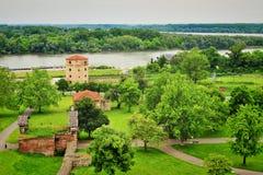 Kalemegdan park, Belgrade, Serbia Royalty Free Stock Photography