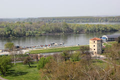 Kalemegdan Park Stock Photo
