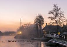 Kalenberg au lever de soleil Photo libre de droits
