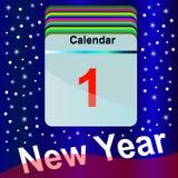 Kalendarz. Zdjęcie Royalty Free