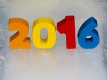2016 kalendarz Fotografia Stock