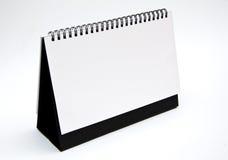 kalendarzowy desktop Obrazy Stock