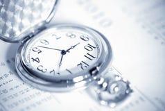 kalendarzowy kieszeniowy zegarek zdjęcia royalty free