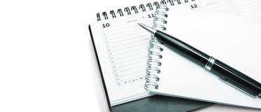 kalendarzowy nowy rok Zdjęcia Stock