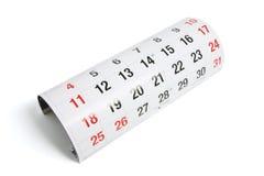Kalender Stockbilder