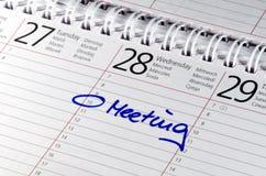 Kalender Stockbild