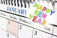 Kalender Stockfotografie