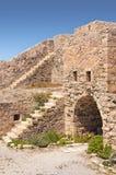 Kales Fort in Lerapetra Main Gateway Stock Image