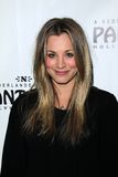 Kaley Cuoco. At the Wicked Los Angeles Opening Night, Pantages, Hollywood, CA 12-01-11 Stock Image