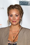 Kaley Cuoco arriving at StepUp Women's Network Inspiration Awards Royalty Free Stock Photography