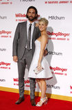 Kaley Cuoco and Ryan Sweeting Royalty Free Stock Images